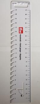 Prym 610-730 Hand gauge