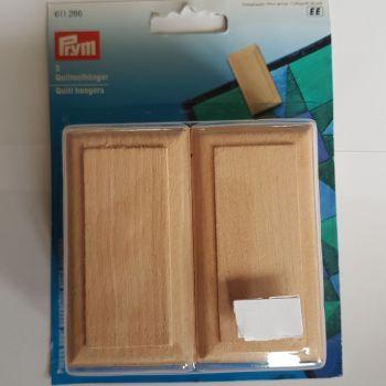 Prym 611-286 Quilt hangers x2