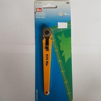 Prym 611-581 Rotary cutter super mini 18mm