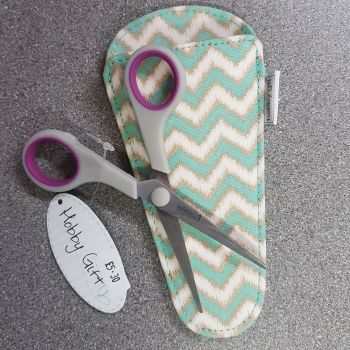 "Scissors 5 1/2"" with case by Groves"