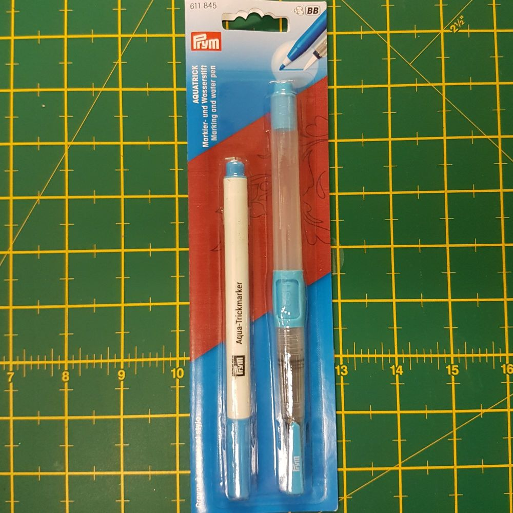 Prym 611-845 Aquatrick marking and water pen