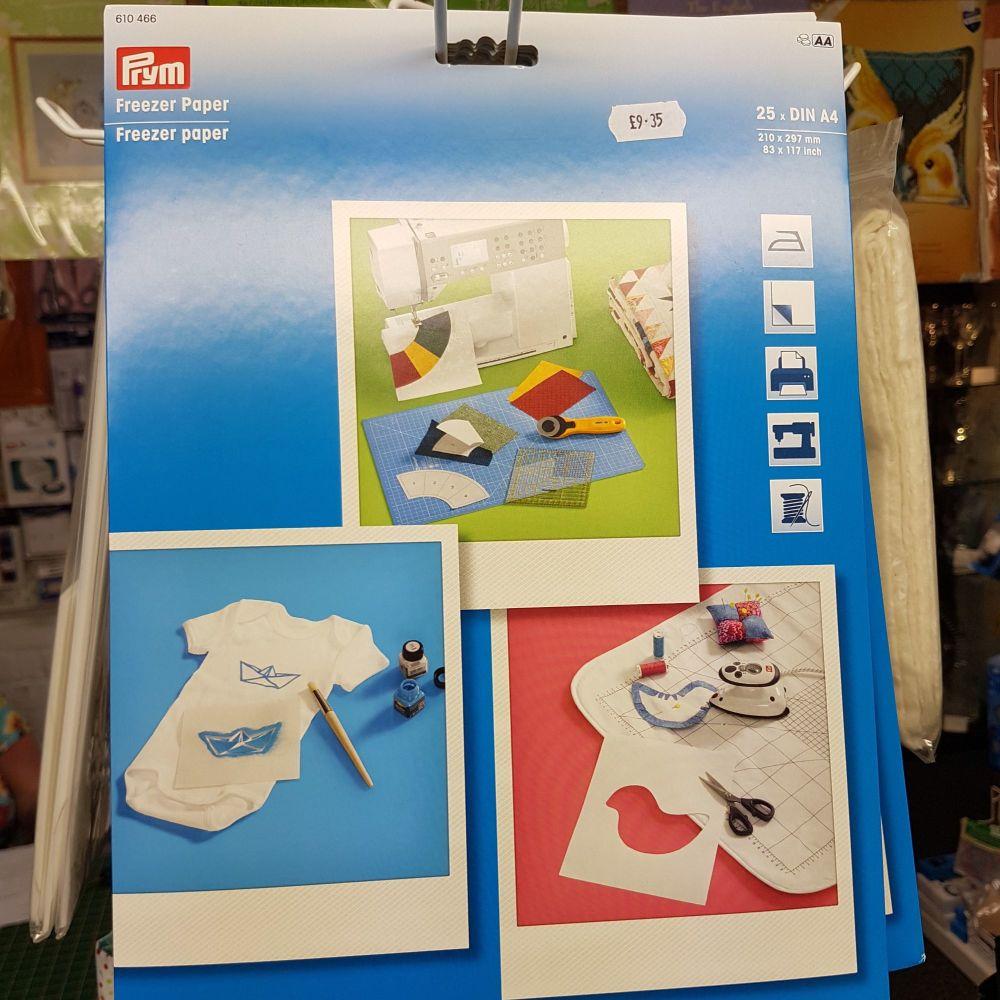 Prym 610-466 Freezer paper