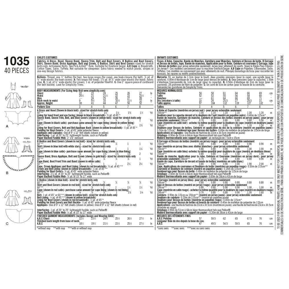 simplicity-children-pattern-1035-envelope-back