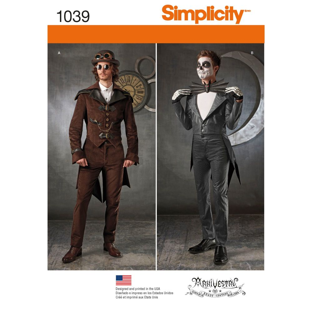 S1039 Simplicity sewing pattern