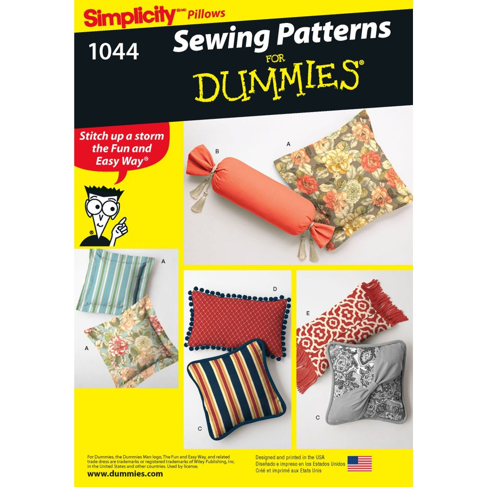 S1044 Simplicity sewing pattern