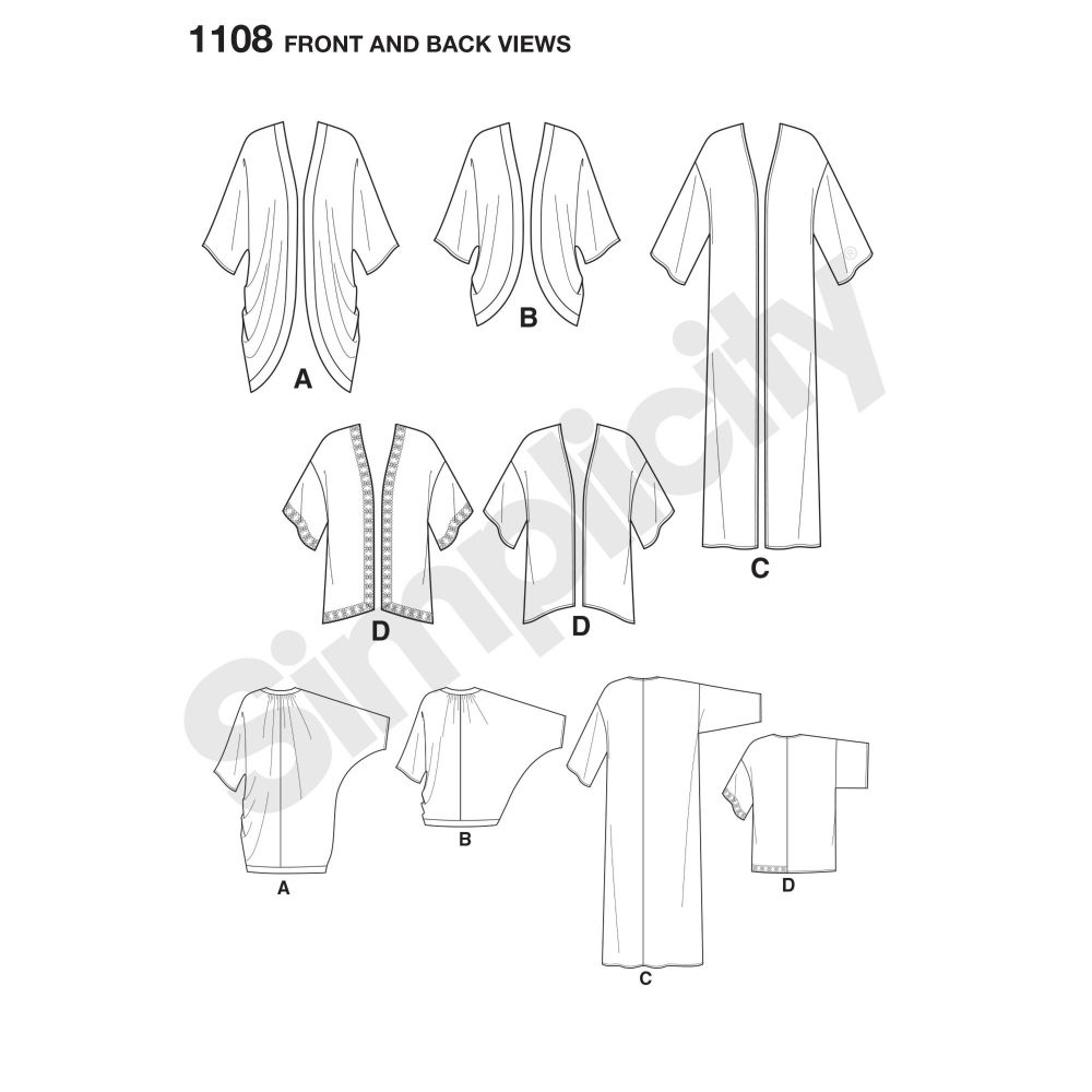 simplicity-tops-vests-pattern-1108-front-back-view