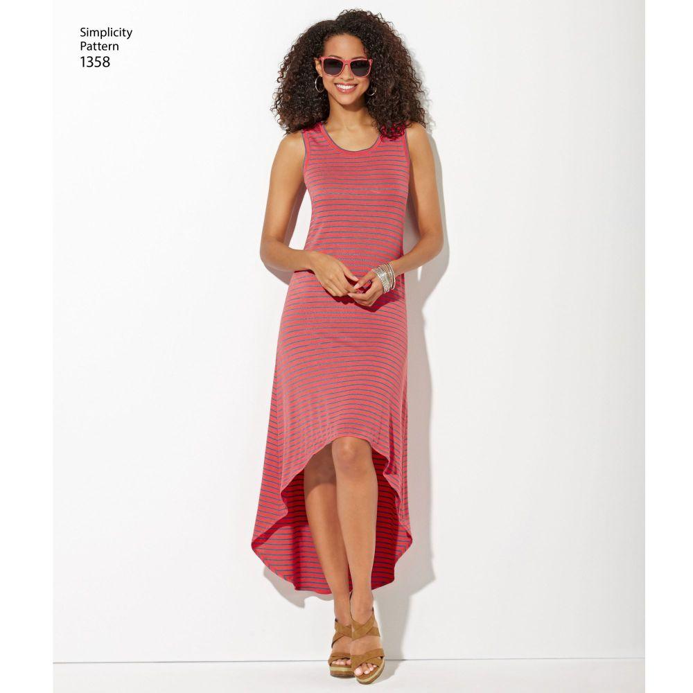 simplicity-dresses-pattern-1358-AV1