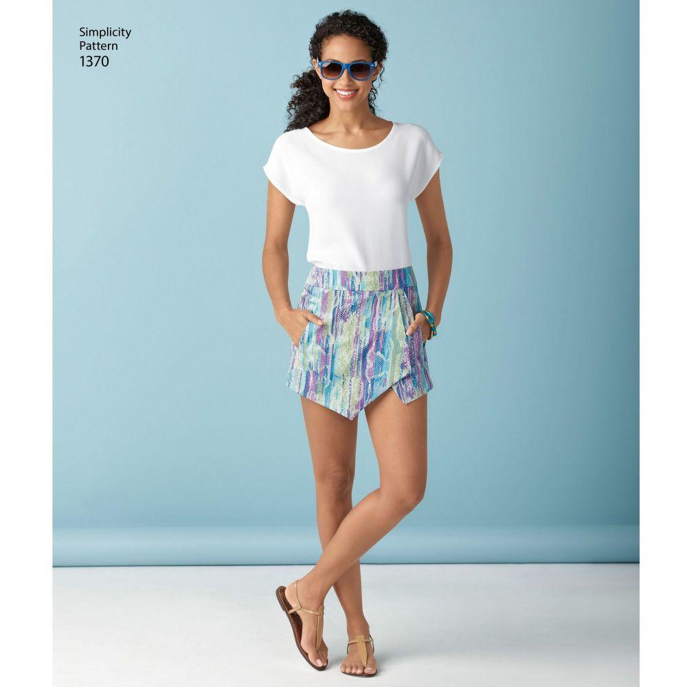 simplicity-skirts-pants-pattern-1370-AV1