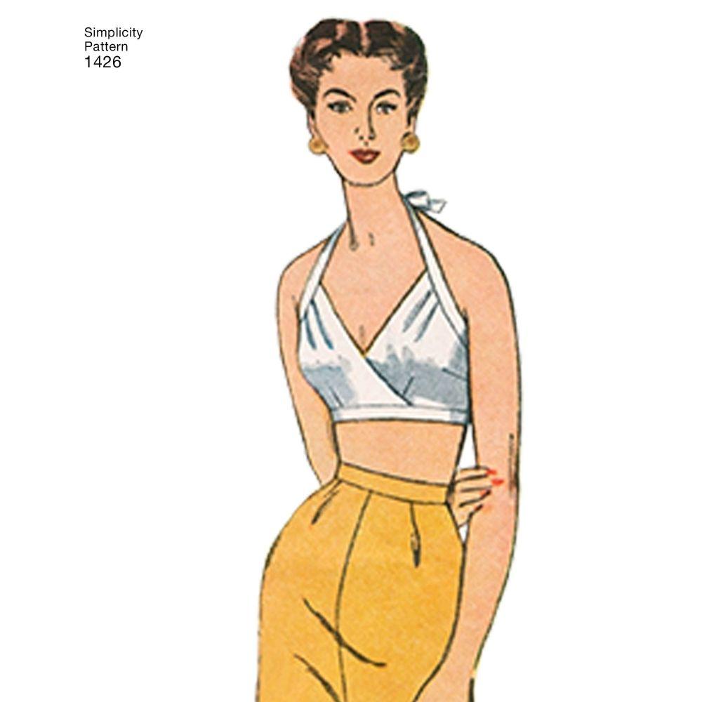 simplicity-tops-vests-pattern-1426-AV5