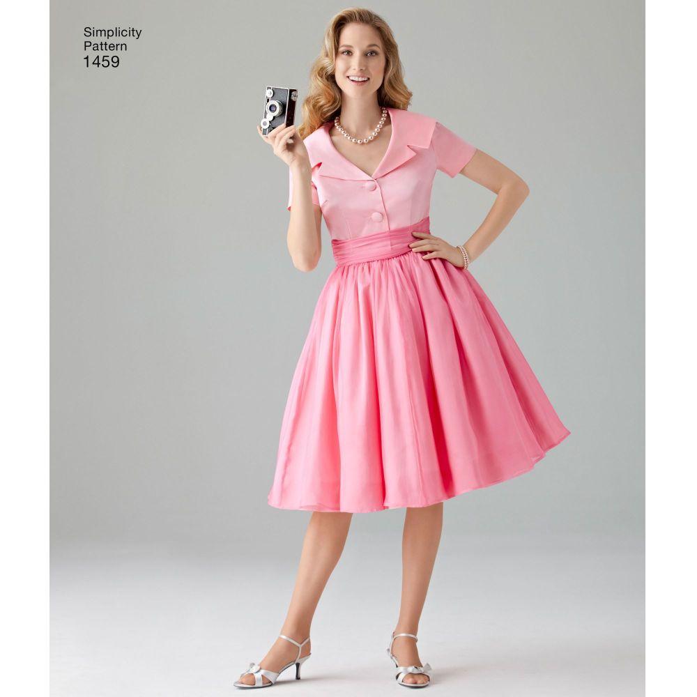 simplicity-dresses-pattern-1459-AV1