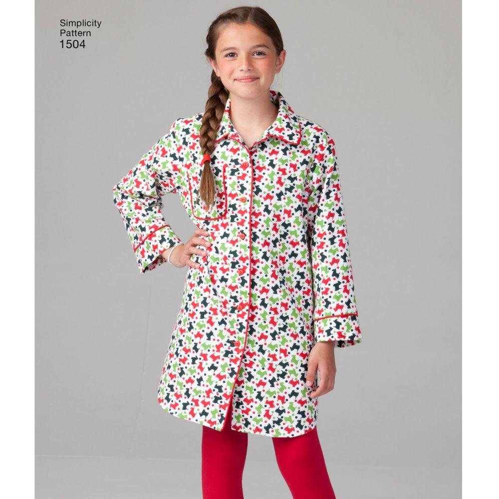 simplicity-unisex-scrubs-pattern-1504-AV2
