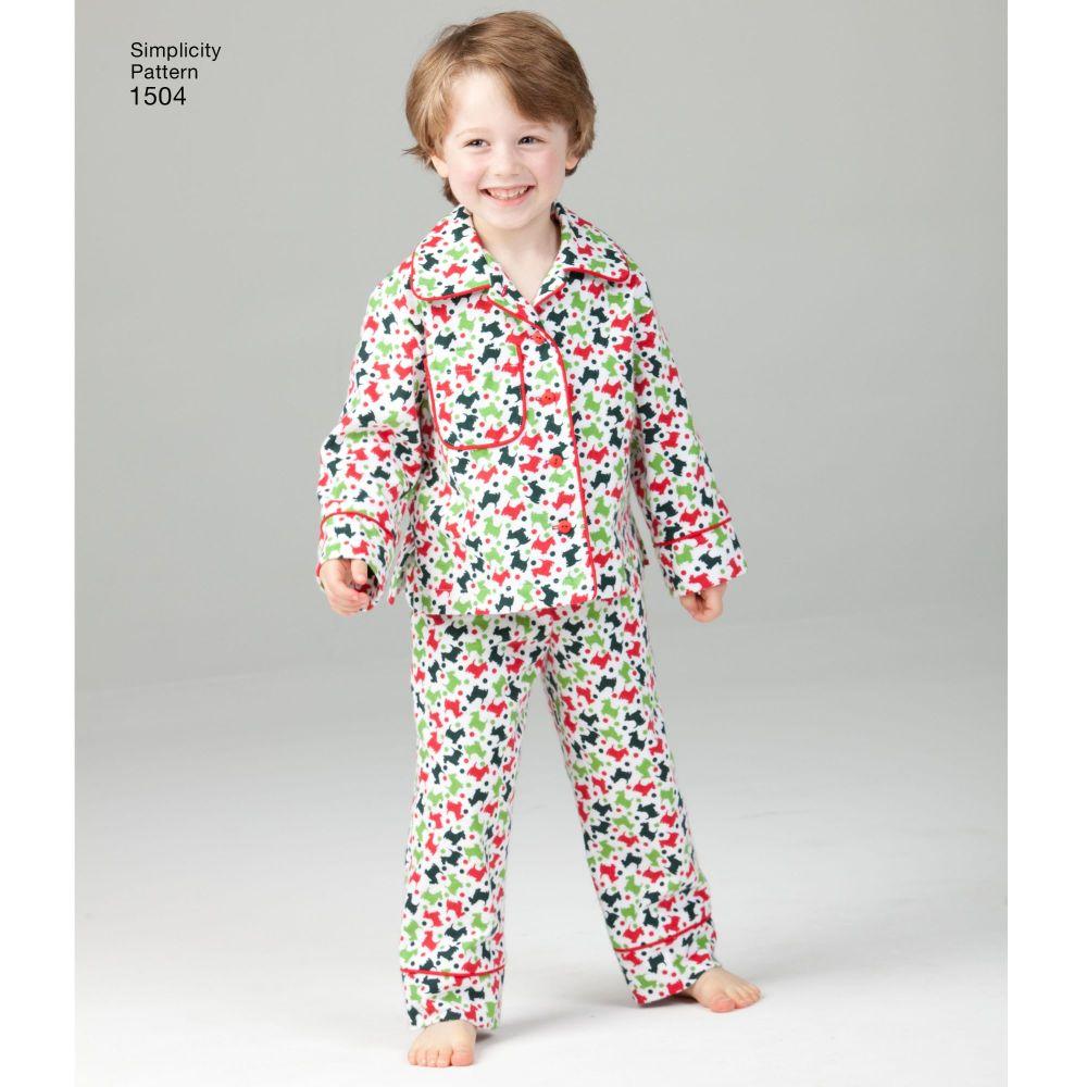 simplicity-unisex-scrubs-pattern-1504-AV3