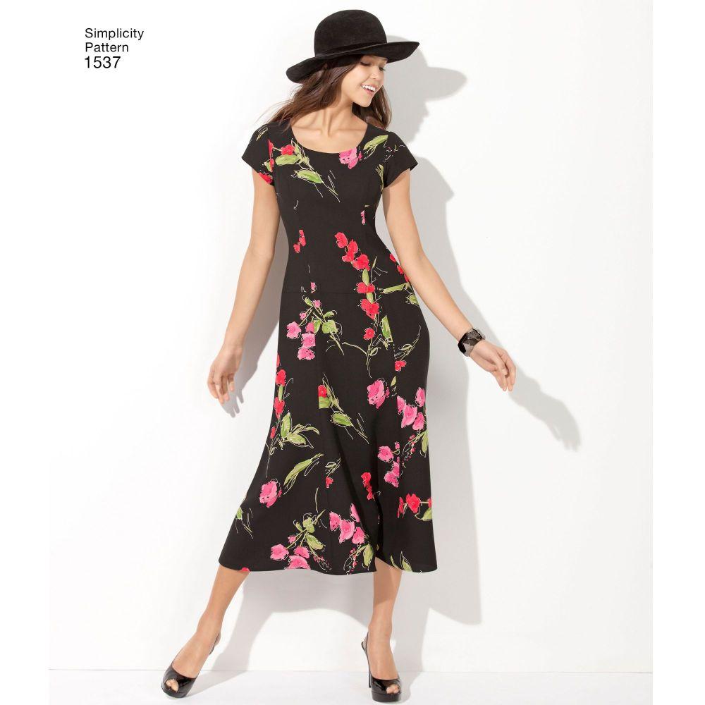 simplicity-dresses-pattern-1537-AV1