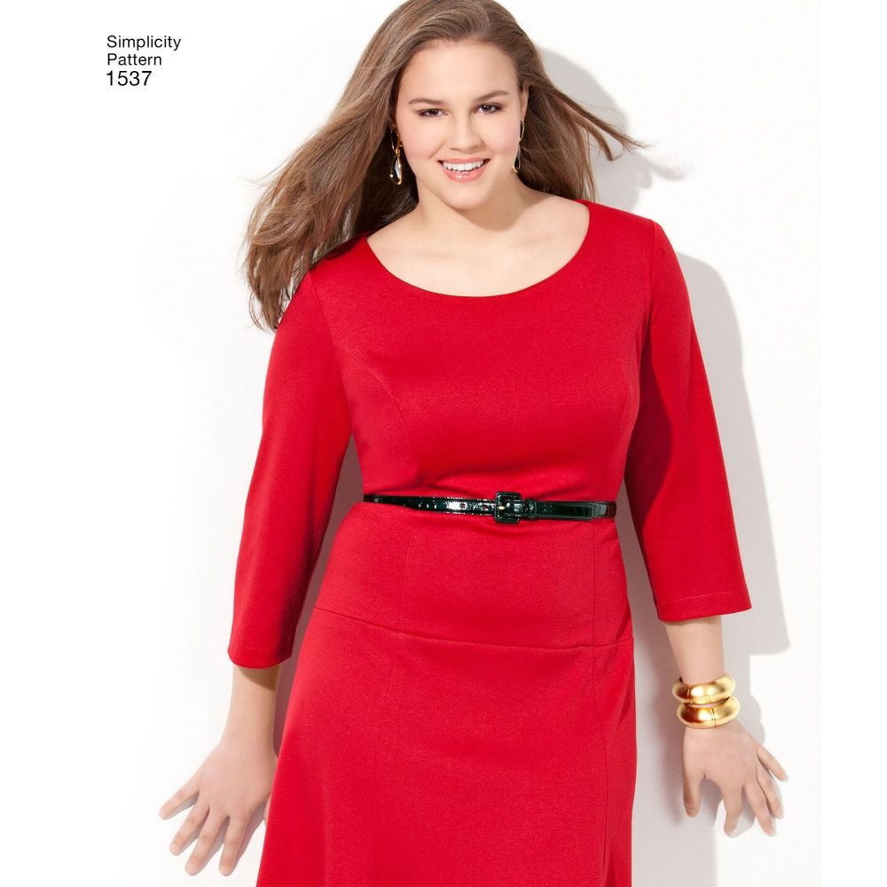 simplicity-dresses-pattern-1537-AV2A