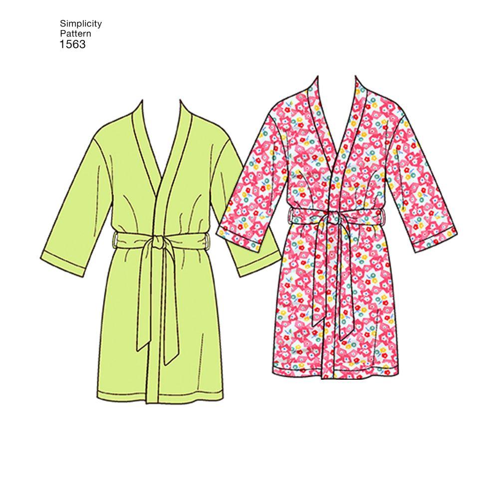simplicity-unisex-scrubs-pattern-1563-AV2