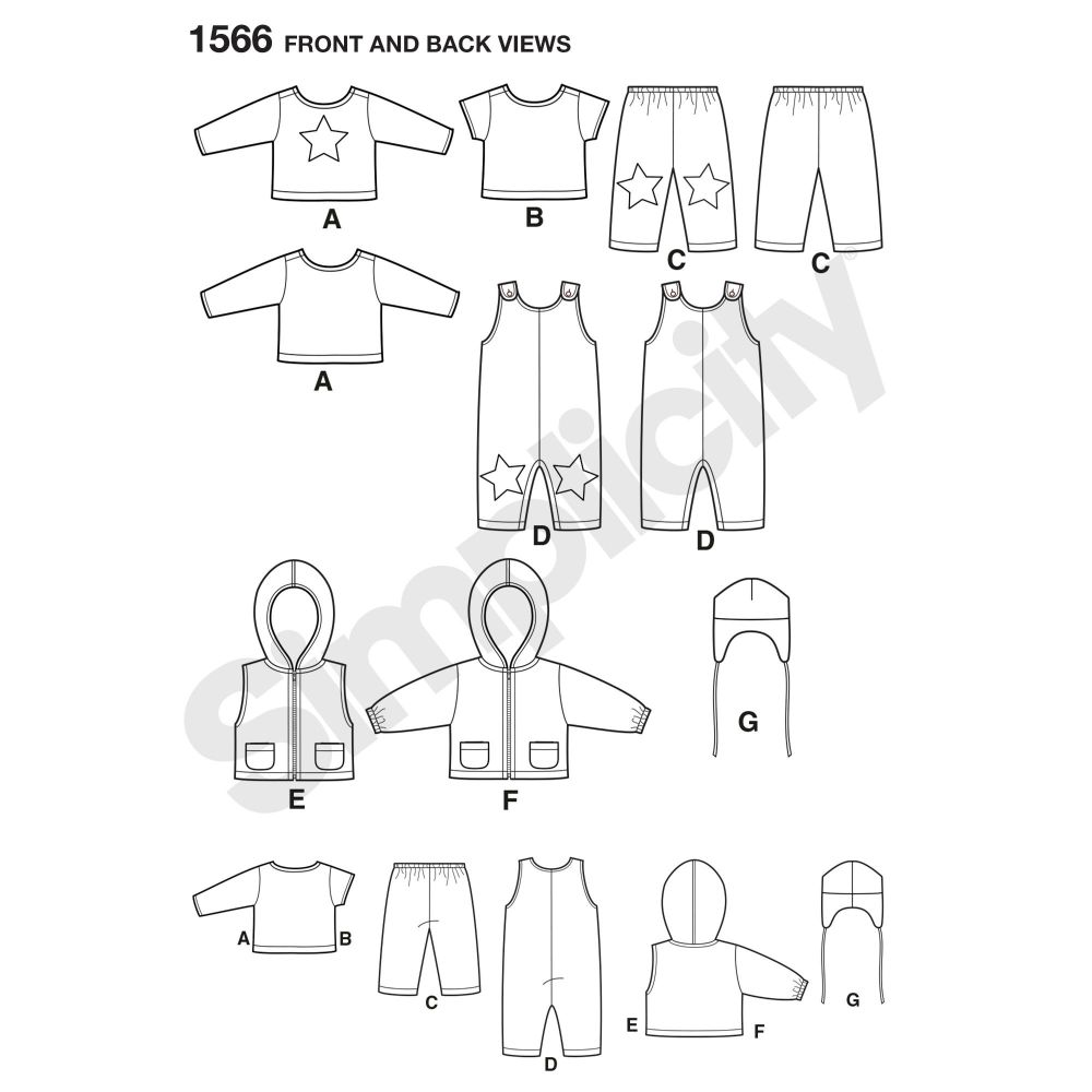 simplicity-babies-toddlers-pattern-1566-front-back-view