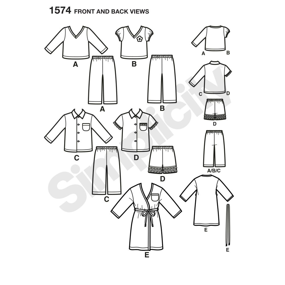 simplicity-babies-toddlers-pattern-1574-front-back-view