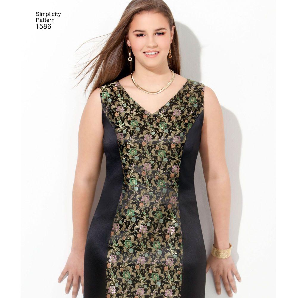 simplicity-dresses-pattern-1586-AV2A