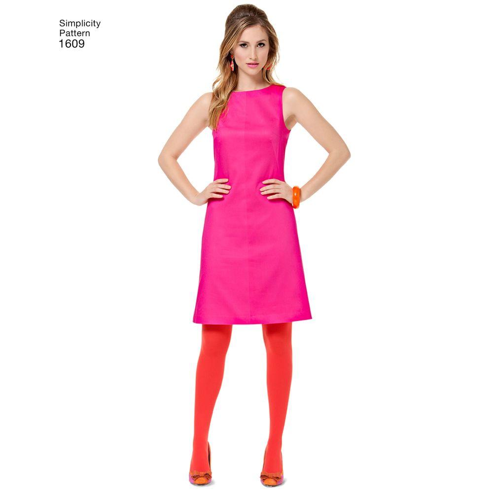 simplicity-dresses-pattern-1609-AV4