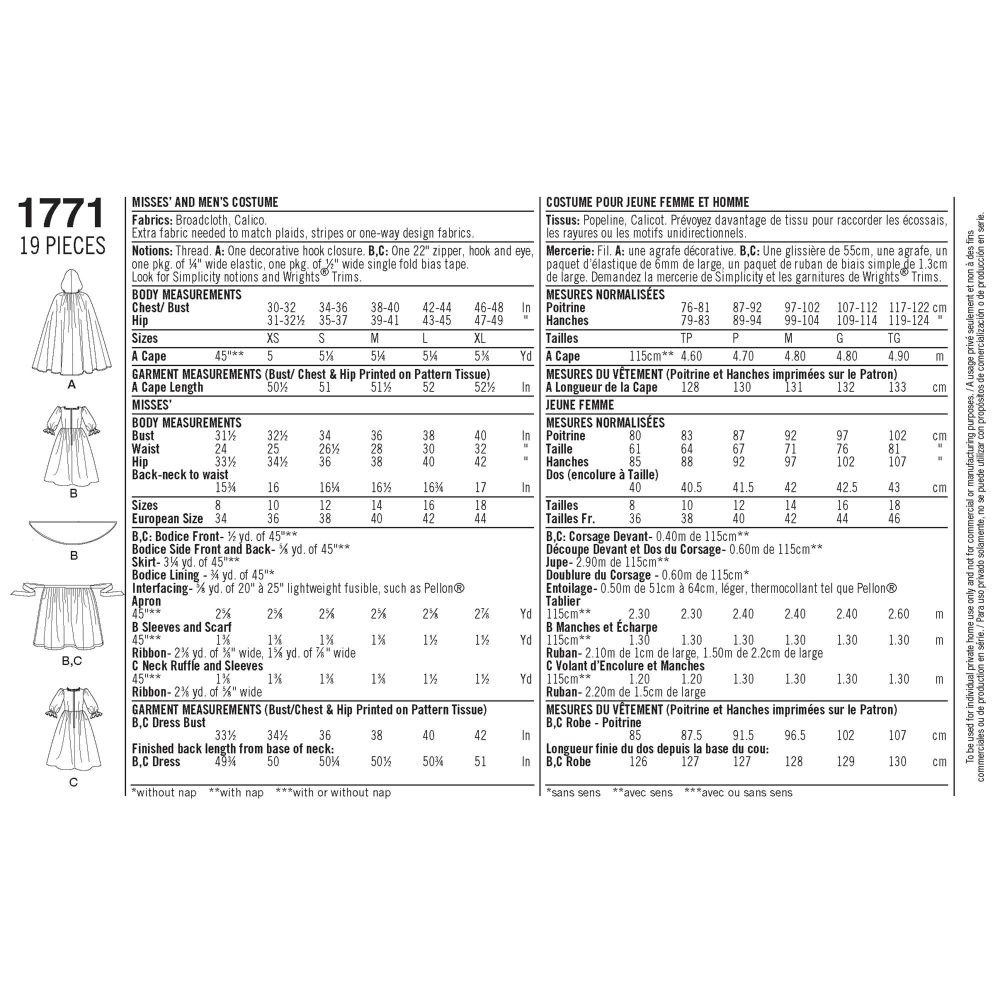 simplicity-costumes-pattern-1771-envelope-back