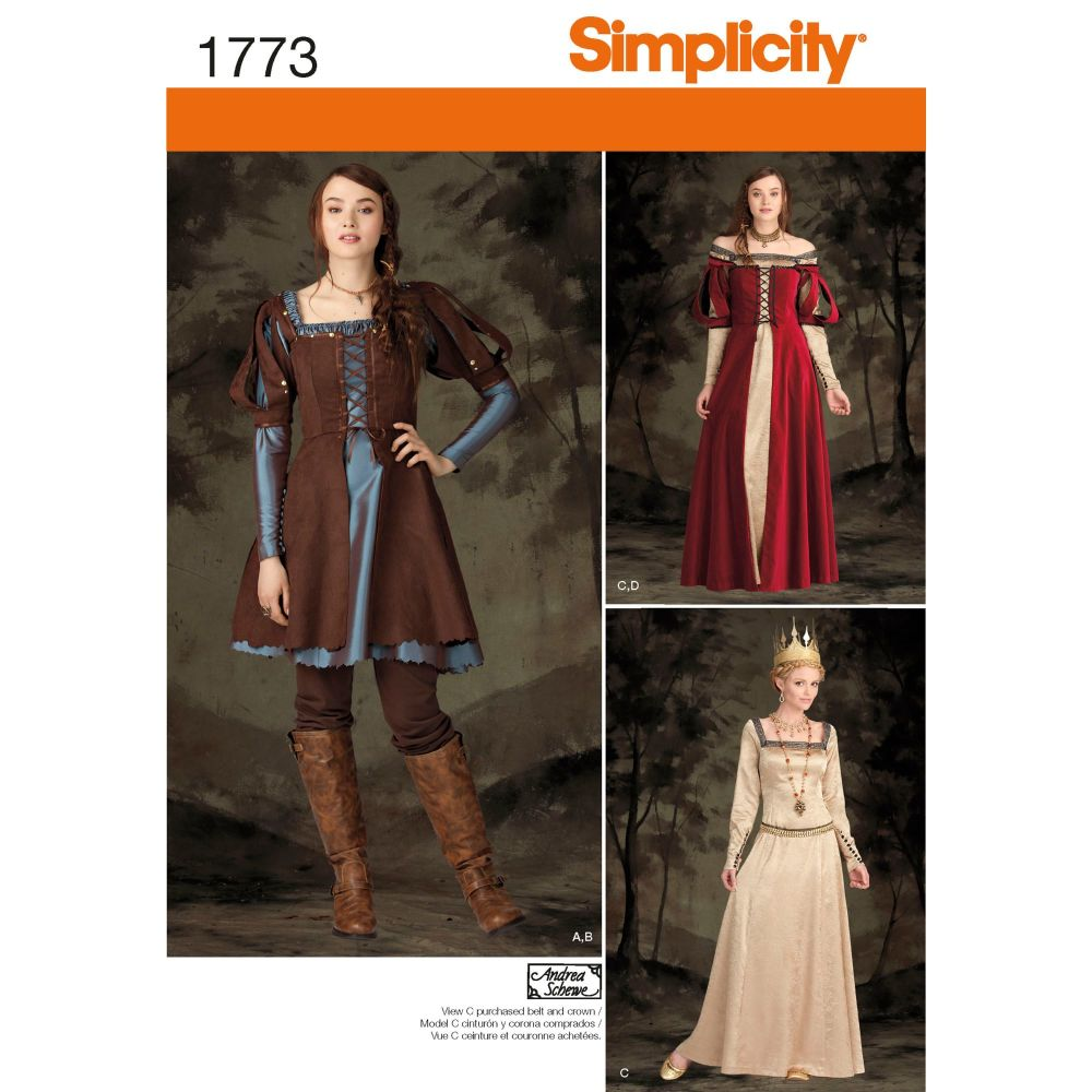 simplicity-costumes-pattern-1773-envelope-front