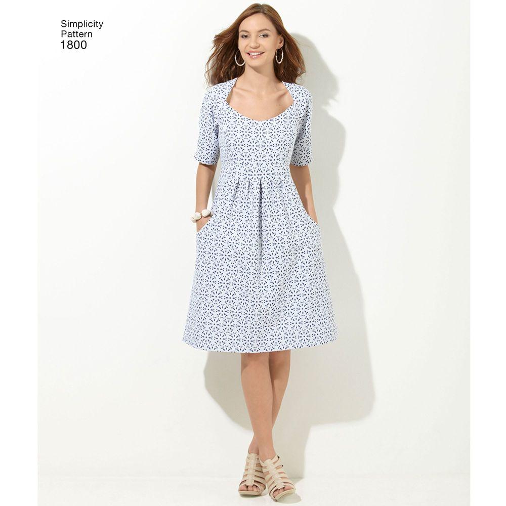 simplicity-dresses-pattern-1800-AV1