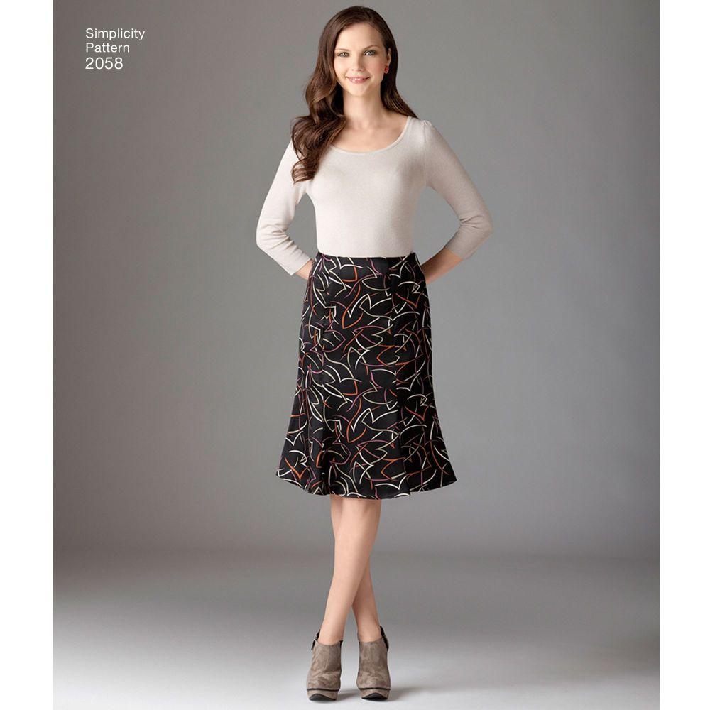 simplicity-skirts-pants-pattern-2058-AV2