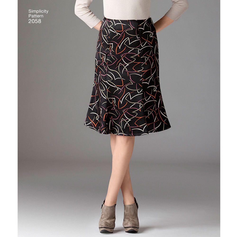 simplicity-skirts-pants-pattern-2058-AV2A