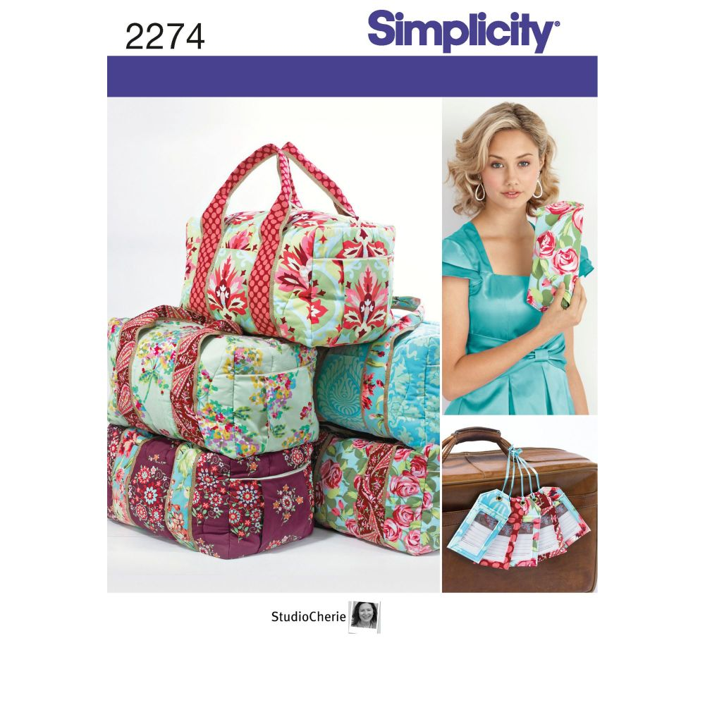 S2274 Simplicity sewing pattern OS (ONE SIZE)