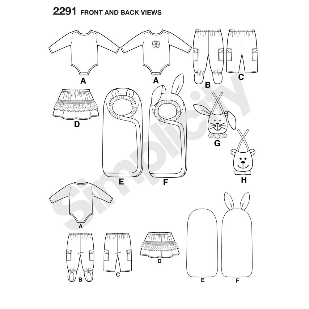 simplicity-babies-toddlers-pattern-2291-front-back-view