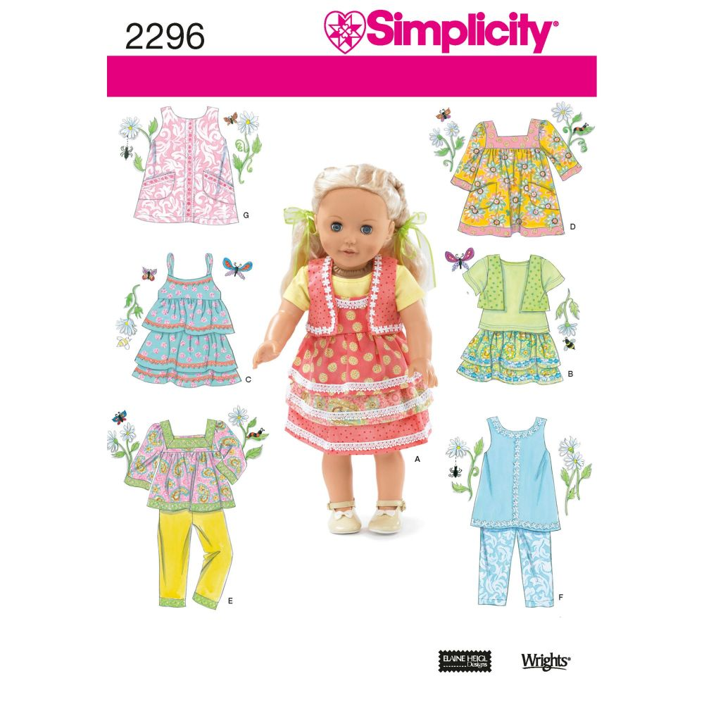 simplicity-doll-clothing-pattern-2296-envelope-front