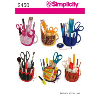 S2450 Simplicity sewing pattern OS (ONE SIZE)