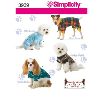 S3939 Simplicity sewing pattern A (S,M,L)
