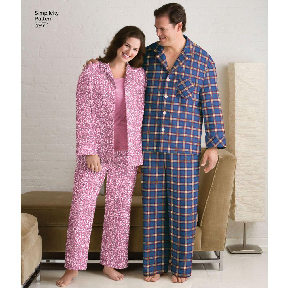 simplicity-unisex-scrubs-pattern-3971-AV1