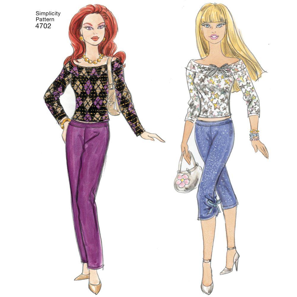 simplicity-doll-clothing-pattern-4702-AV7