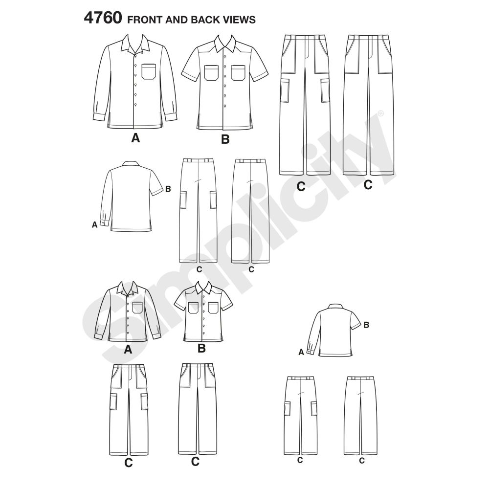 simplicity-men-pattern-4760-front-back-view