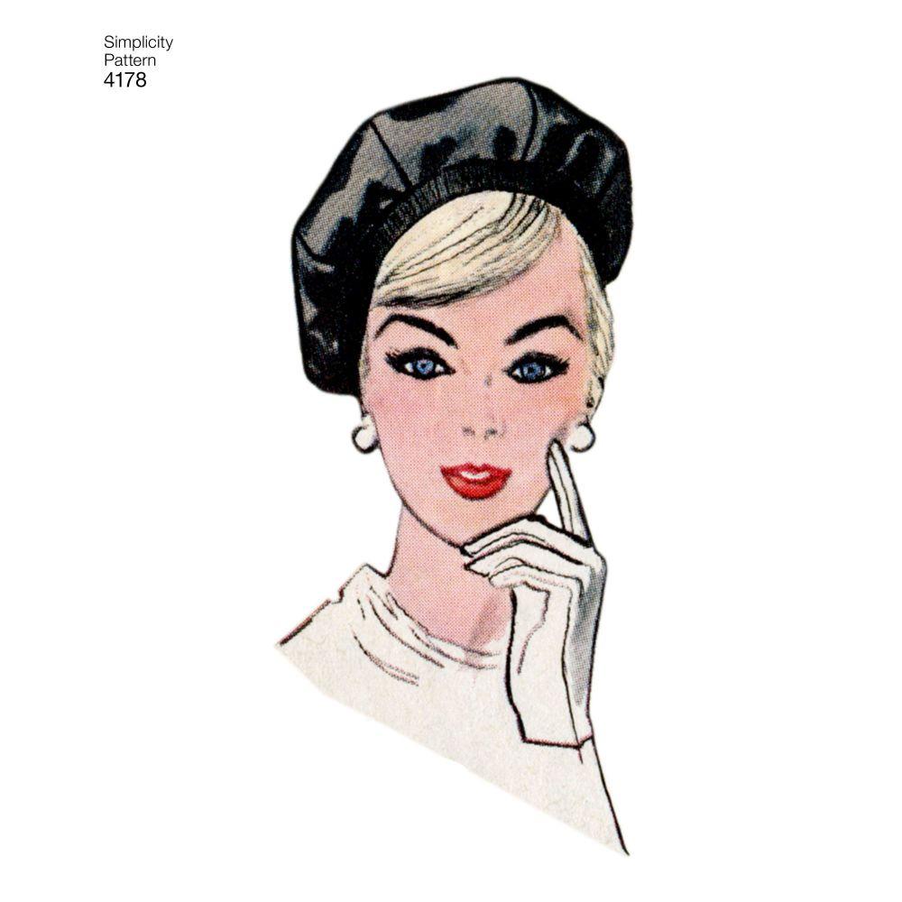 simplicity-vintage-accessories-hats-pattern-4178-AV2