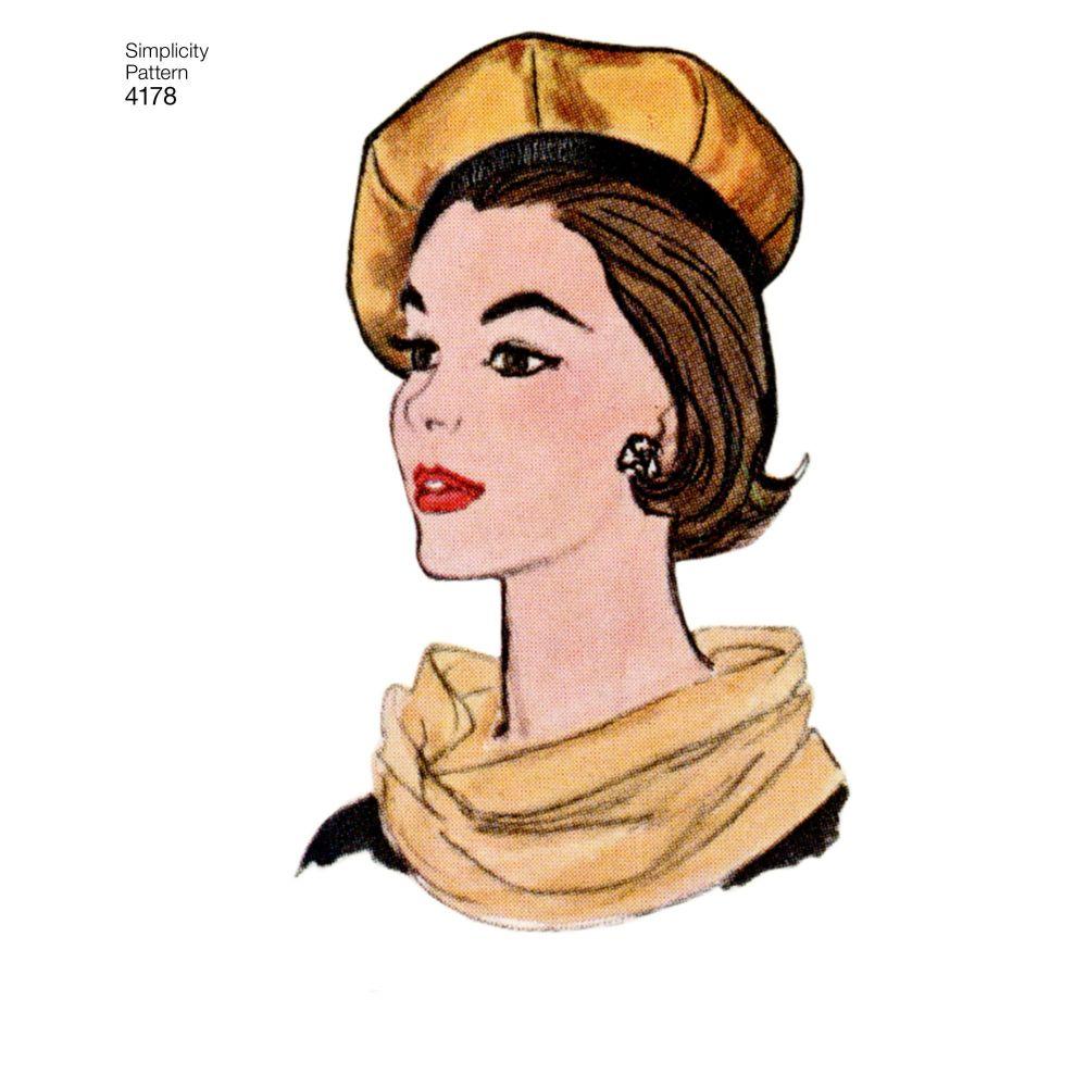 simplicity-vintage-accessories-hats-pattern-4178-AV3