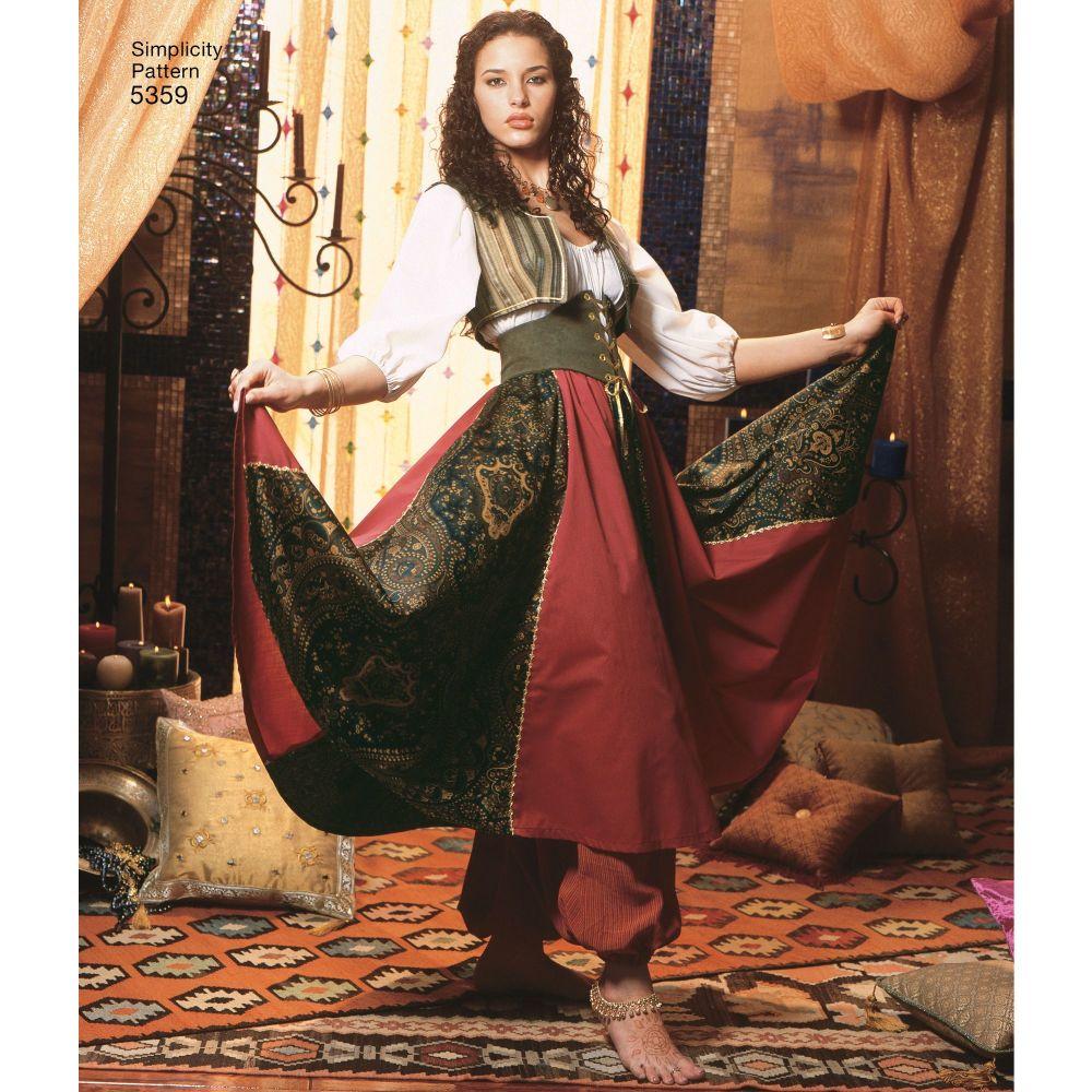 simplicity-costumes-pattern-5359-AV1