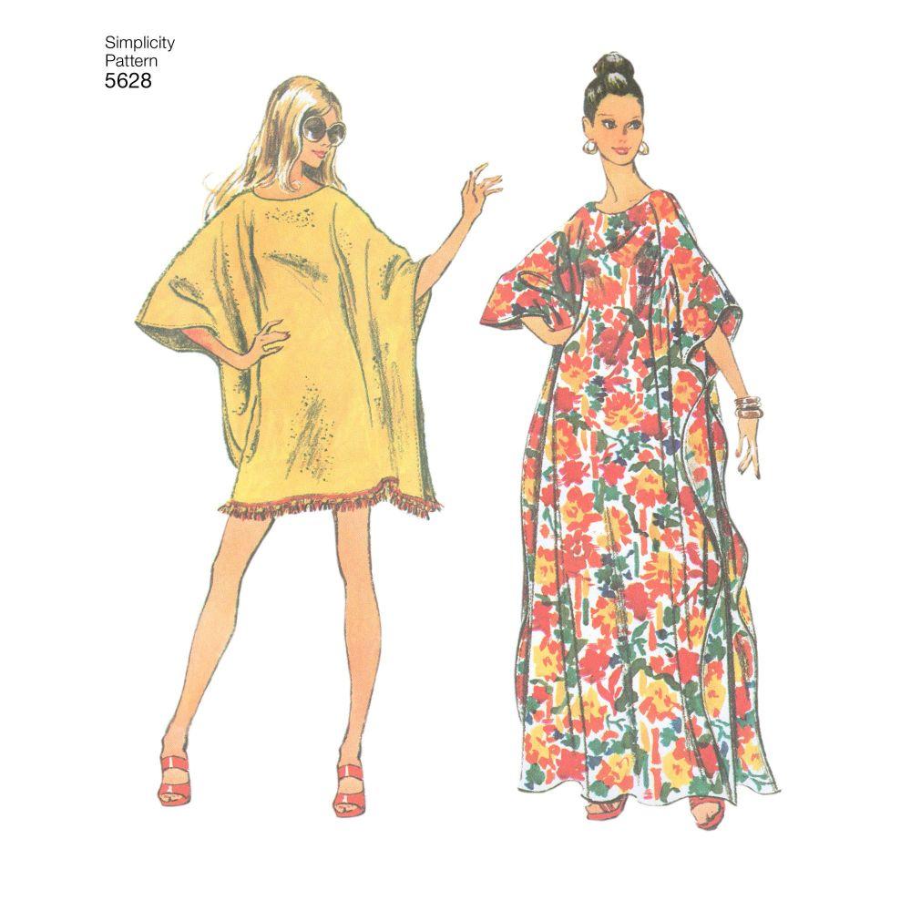 simplicity-vintage-jiffy-caftan-pattern-5628-AV1