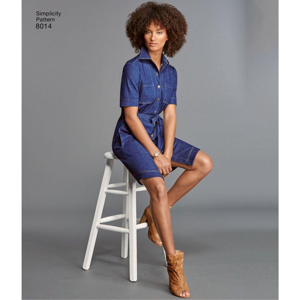 simplicity-dresses-pattern-8014-AV1A