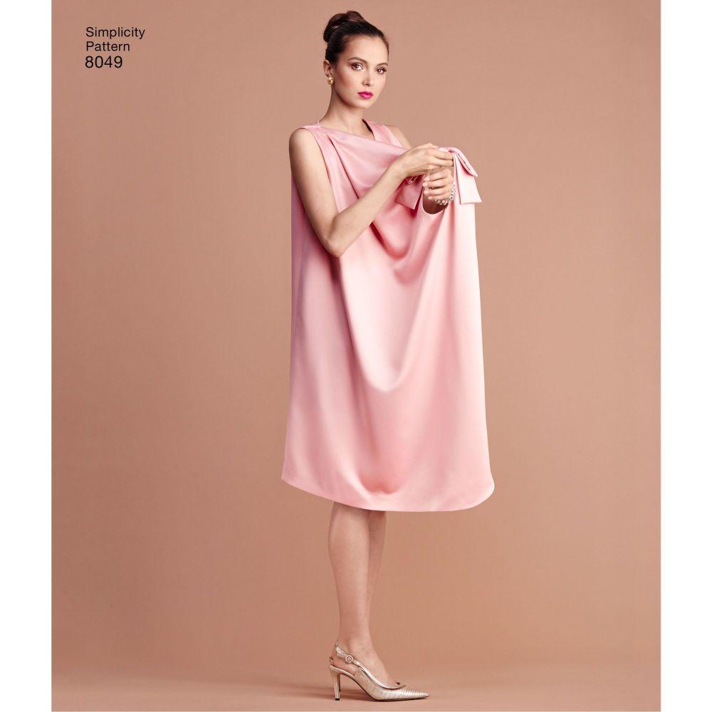 simplicity-dresses-pattern-8049-AV1A