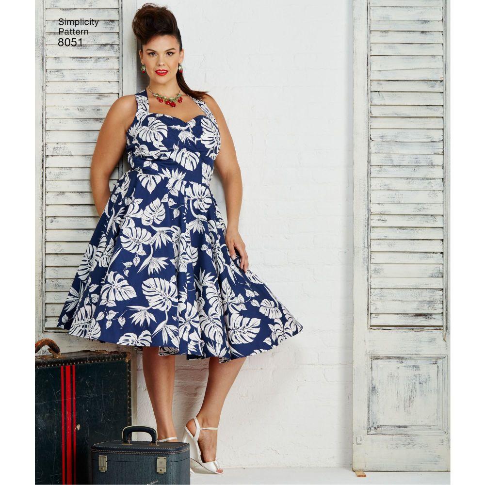 simplicity-dresses-pattern-8051-AV1