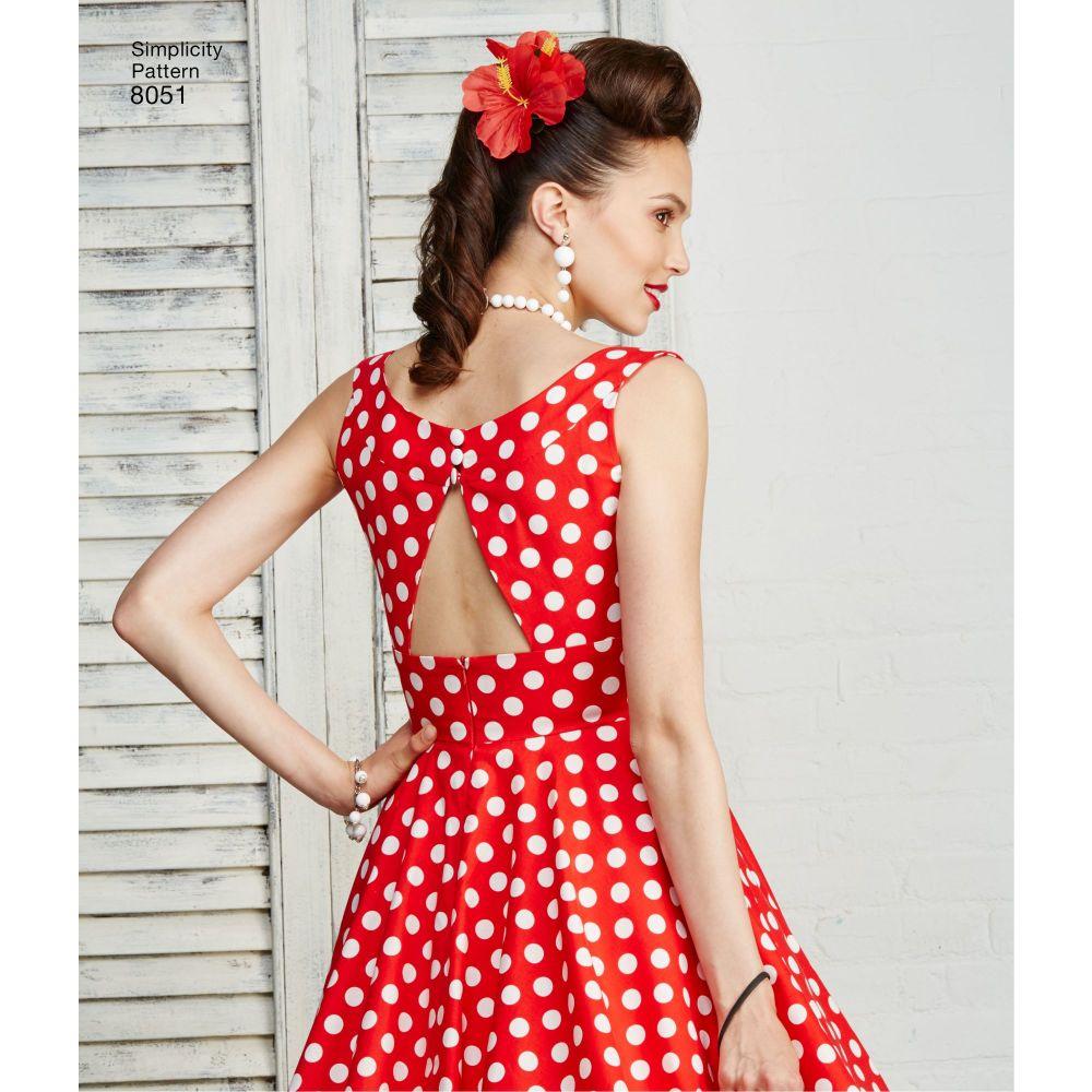 simplicity-dresses-pattern-8051-AV2A