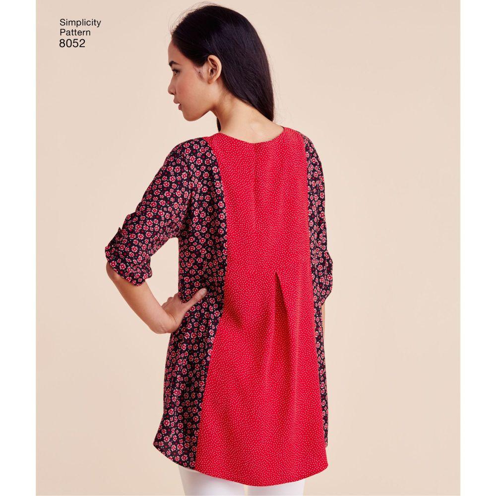 simplicity-tops-vests-pattern-8052-AV2A