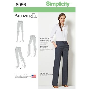 S8056 Simplicity sewing pattern BB (20W-28W)
