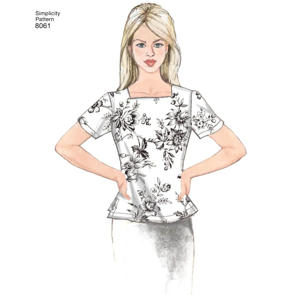 simplicity-tops-vests-pattern-8061-AV4