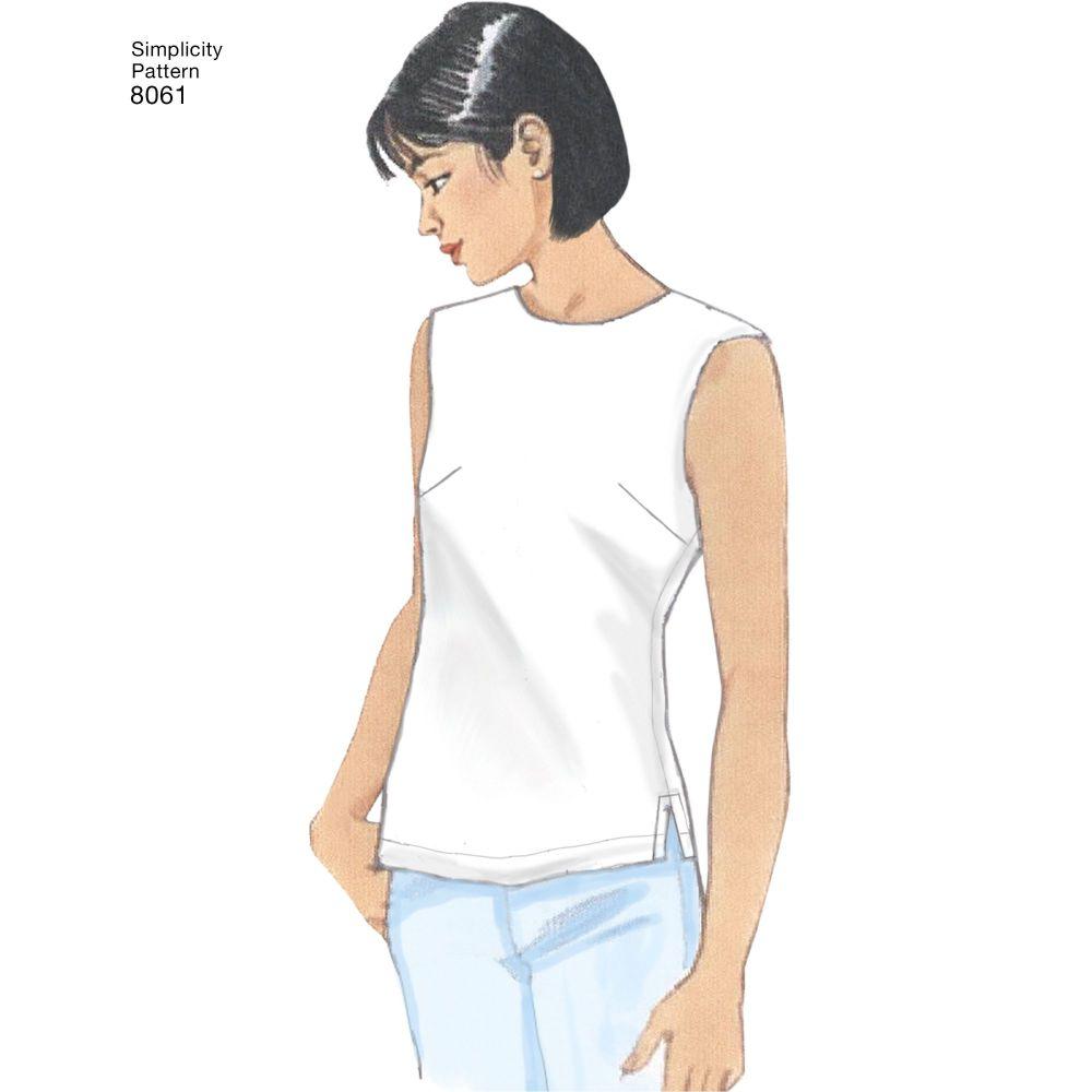 simplicity-tops-vests-pattern-8061-AV6