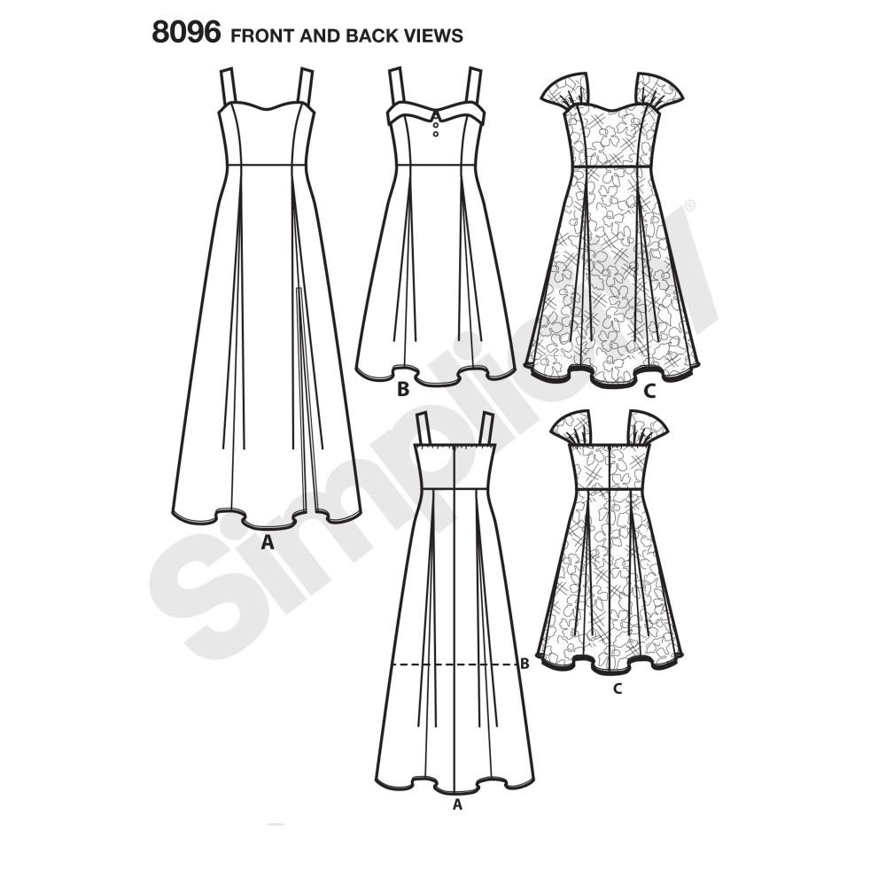 simplicity-plus-sizes-pattern-8096-front-back-view