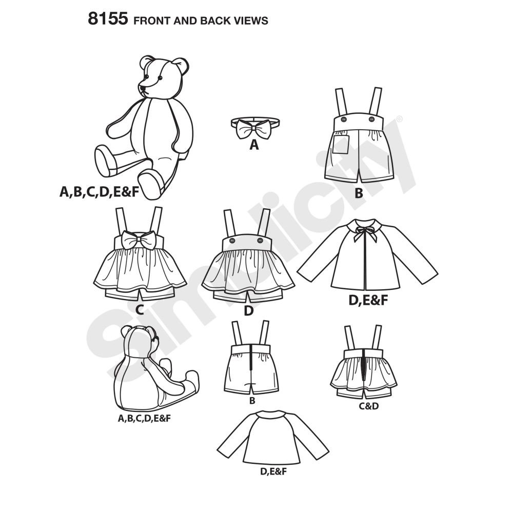 simplicity-crafts-pattern-8155-front-back-view